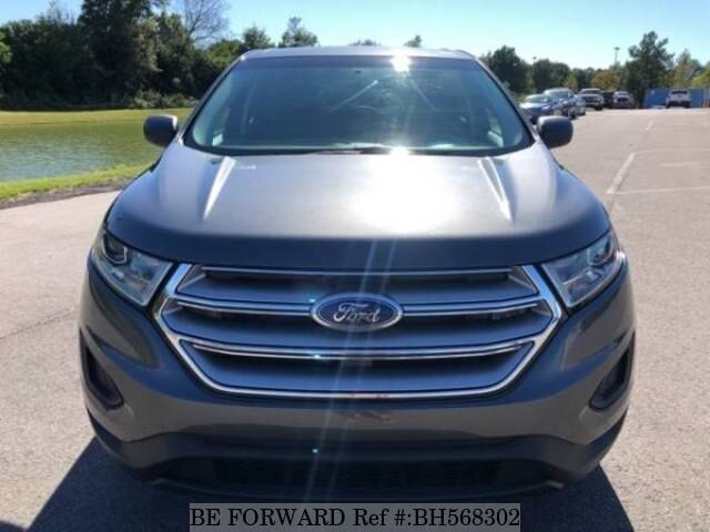 Used 2017 FORD EDGE BH568302 for Sale