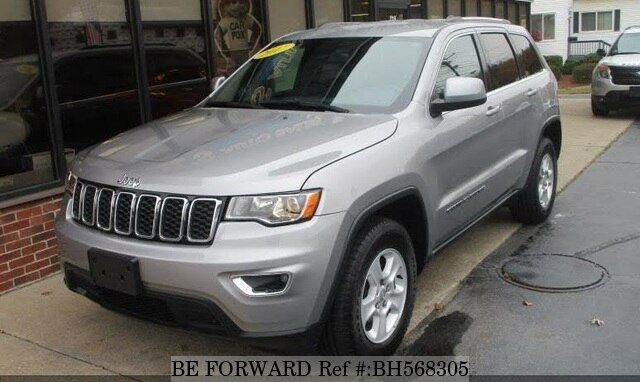 Used 2017 JEEP GRAND CHEROKEE BH568305 for Sale