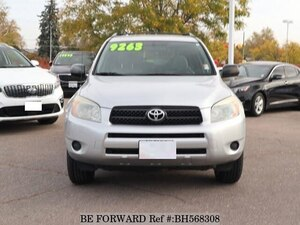 Used 2008 TOYOTA RAV4 BH568308 for Sale