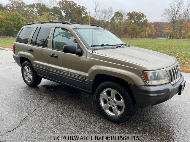 Used 2004 JEEP GRAND CHEROKEE BH568315 for Sale