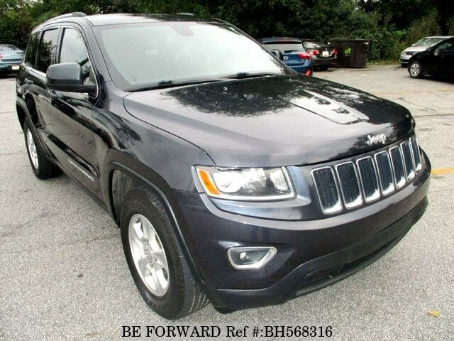 Used 2014 JEEP GRAND CHEROKEE BH568316 for Sale