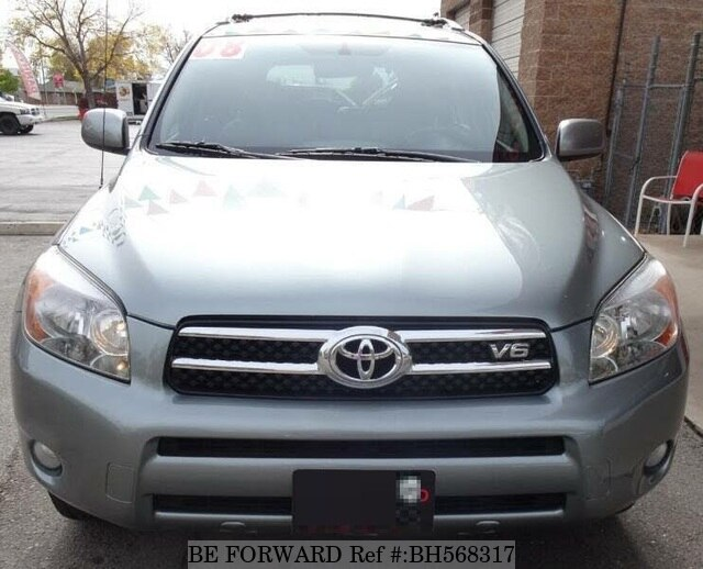 Used 2008 TOYOTA RAV4 BH568317 for Sale