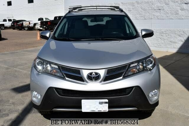 Used 2015 TOYOTA RAV4 BH568324 for Sale