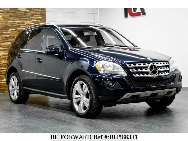 Used 2011 MERCEDES-BENZ M-CLASS BH568331 for Sale
