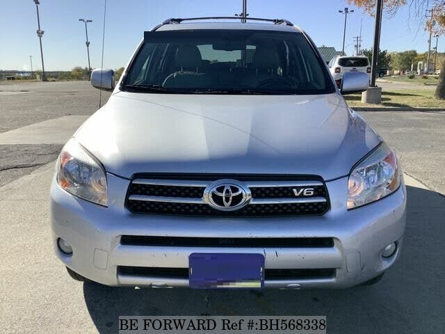 Used 2007 TOYOTA RAV4 BH568338 for Sale