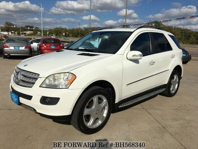 Used 2008 MERCEDES-BENZ M-CLASS BH568340 for Sale