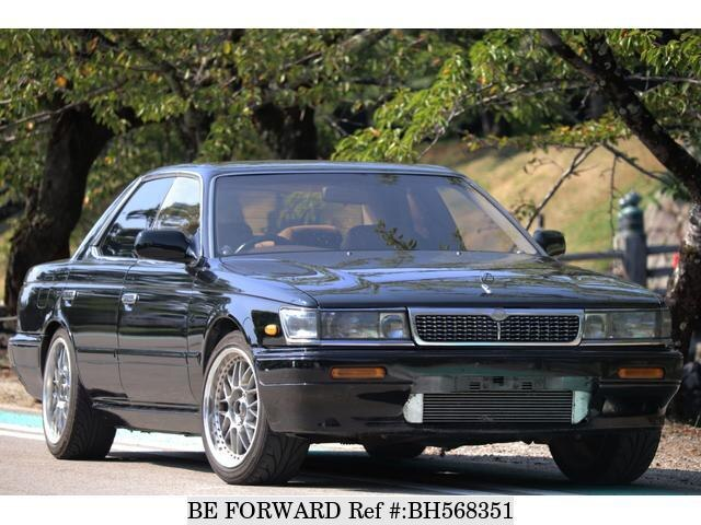 Used 1989 NISSAN LAUREL BH568351 for Sale