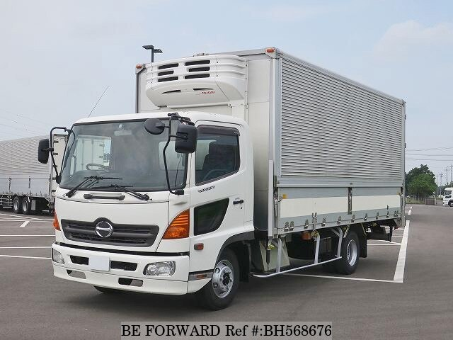 Used 2003 HINO RANGER BH568676 for Sale