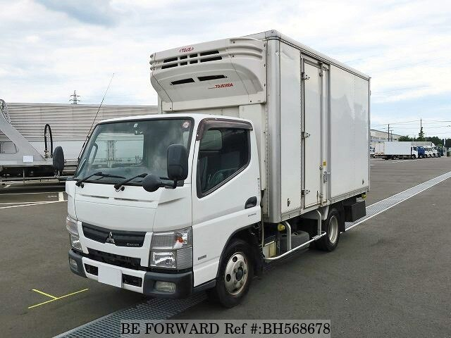 Used 2013 MITSUBISHI CANTER BH568678 for Sale