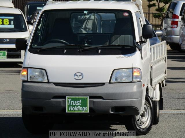 Used 2009 MAZDA BONGO TRUCK BH568716 for Sale
