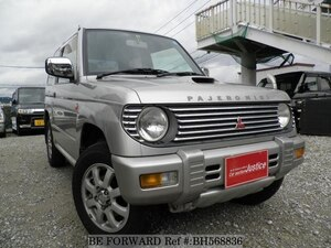 Used 1997 MITSUBISHI PAJERO MINI BH568836 for Sale