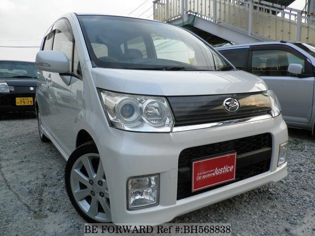 Used 2009 DAIHATSU MOVE BH568838 for Sale