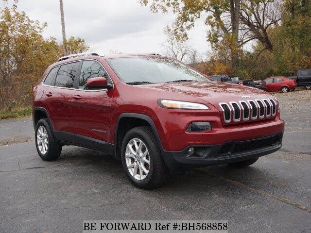 Used 2014 JEEP CHEROKEE BH568858 for Sale