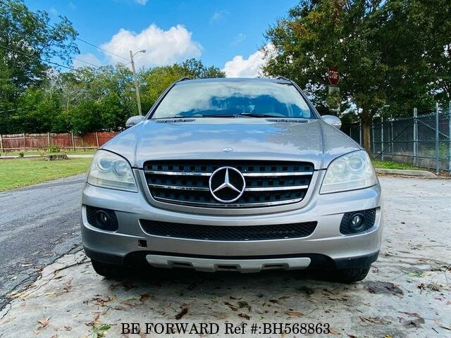 Used 2007 MERCEDES-BENZ M-CLASS BH568863 for Sale