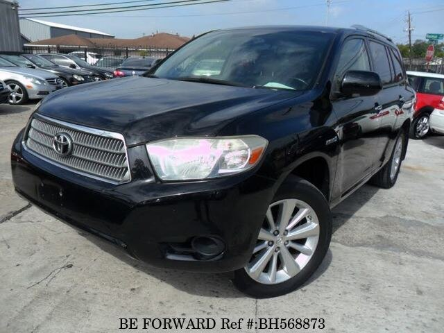 Used 2008 TOYOTA HIGHLANDER BH568873 for Sale