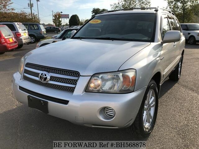 Used 2006 TOYOTA HIGHLANDER BH568878 for Sale