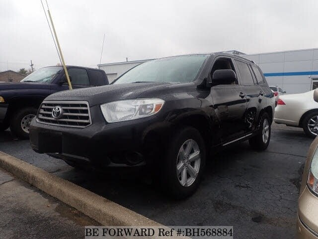 Used 2010 TOYOTA HIGHLANDER BH568884 for Sale