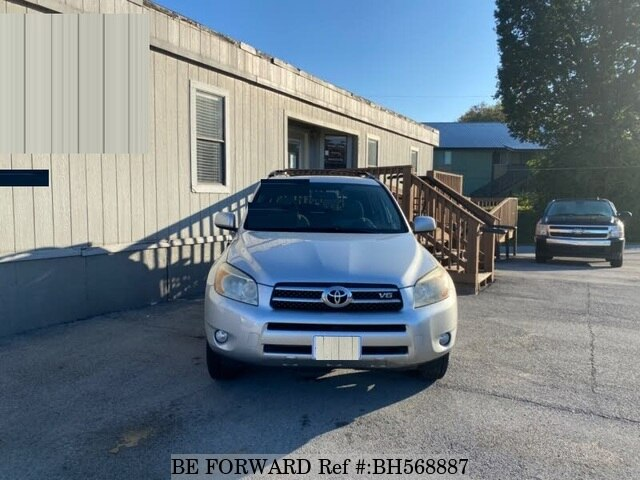 Used 2007 TOYOTA RAV4 BH568887 for Sale
