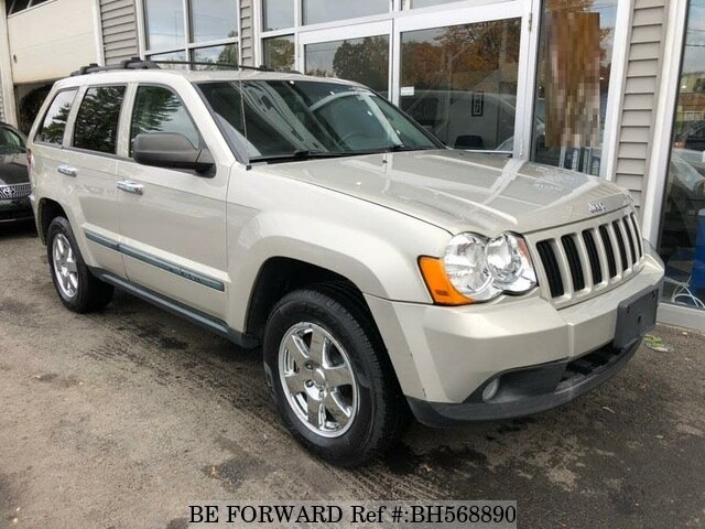 Used 2008 JEEP GRAND CHEROKEE BH568890 for Sale