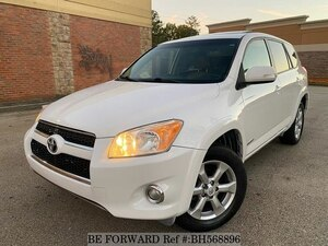 Used 2009 TOYOTA RAV4 BH568896 for Sale