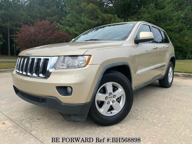 Used 2011 JEEP GRAND CHEROKEE BH568898 for Sale