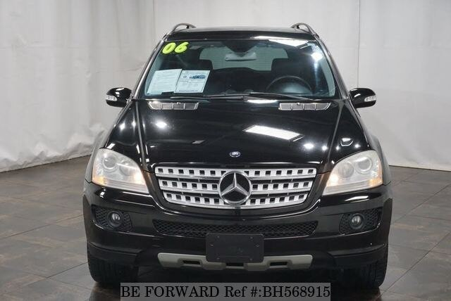 Used 2006 MERCEDES-BENZ M-CLASS BH568915 for Sale