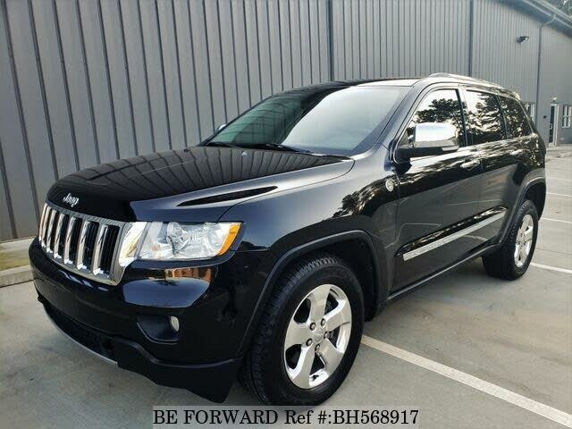 Used 2012 JEEP GRAND CHEROKEE BH568917 for Sale