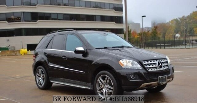 Used 2010 MERCEDES-BENZ M-CLASS BH568918 for Sale