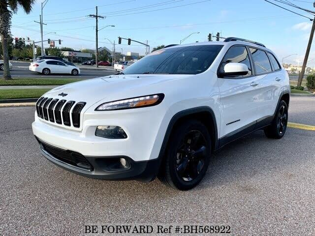 Used 2015 JEEP CHEROKEE BH568922 for Sale