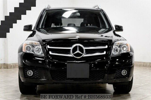 Used 2011 MERCEDES-BENZ GLK-CLASS BH568933 for Sale