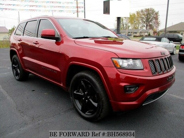 Used 2014 JEEP GRAND CHEROKEE BH568934 for Sale