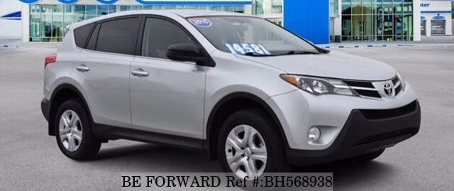 Used 2015 TOYOTA RAV4 BH568938 for Sale