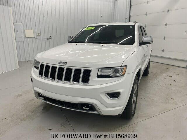 Used 2015 JEEP GRAND CHEROKEE BH568939 for Sale