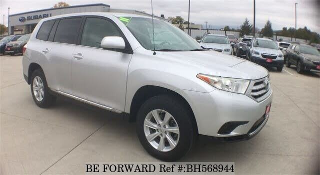 Used 2011 TOYOTA HIGHLANDER BH568944 for Sale