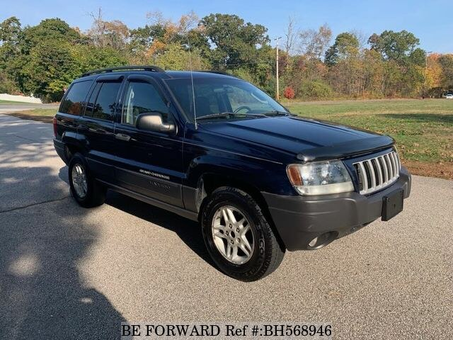 Used 2004 JEEP GRAND CHEROKEE BH568946 for Sale