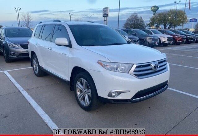 Used 2011 TOYOTA HIGHLANDER BH568953 for Sale