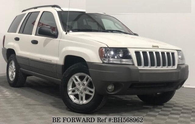 Used 2004 JEEP GRAND CHEROKEE BH568962 for Sale