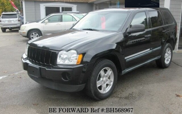 Used 2007 JEEP GRAND CHEROKEE BH568967 for Sale