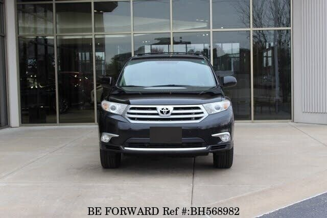 Used 2012 TOYOTA HIGHLANDER BH568982 for Sale