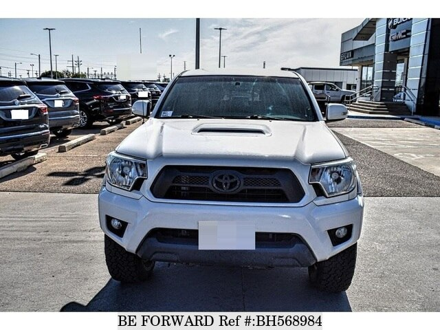 Used 2013 TOYOTA TACOMA BH568984 for Sale