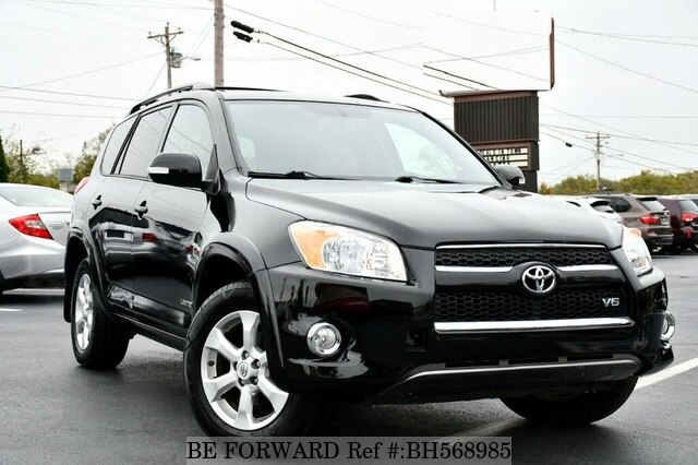 Used 2010 TOYOTA RAV4 BH568985 for Sale