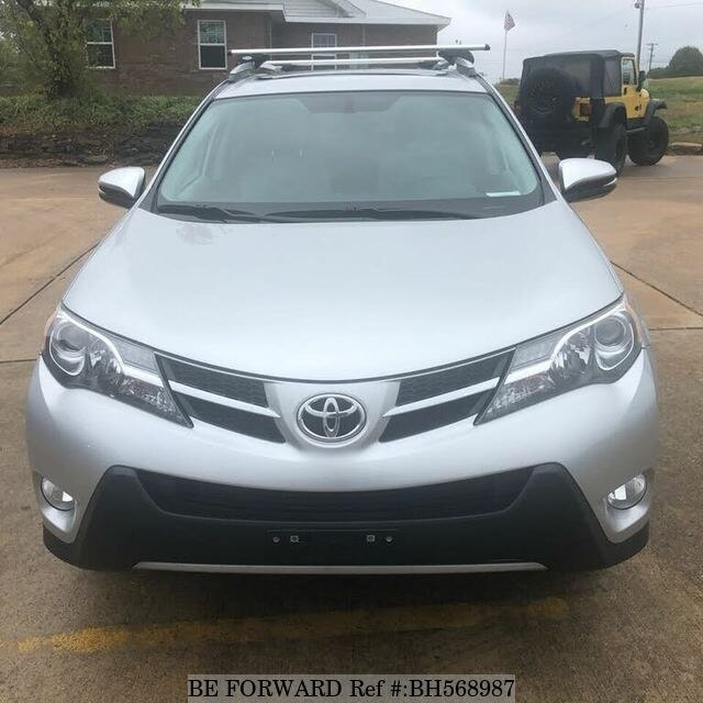 Used 2013 TOYOTA RAV4 BH568987 for Sale