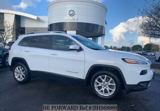 Used 2017 JEEP CHEROKEE BH568989 for Sale