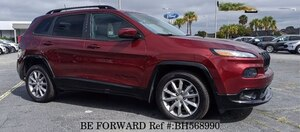Used 2018 JEEP CHEROKEE BH568990 for Sale