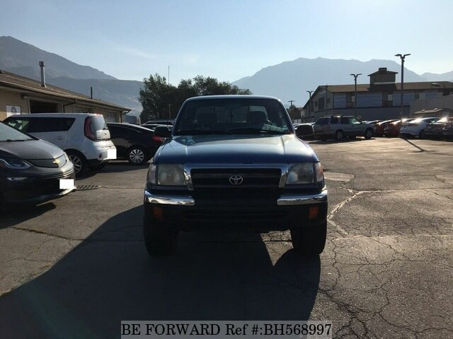 Used 2000 TOYOTA TACOMA BH568997 for Sale