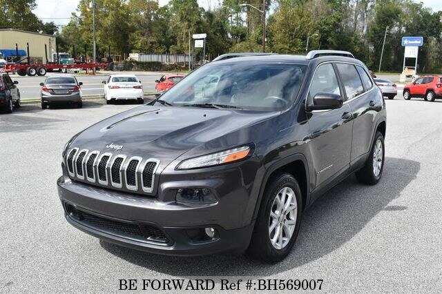 Used 2014 JEEP CHEROKEE BH569007 for Sale