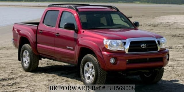 Used 2007 TOYOTA TACOMA BH569008 for Sale