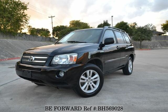 Used 2007 TOYOTA HIGHLANDER BH569028 for Sale