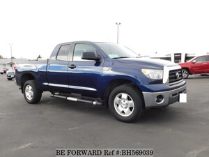 Used 2008 TOYOTA TUNDRA BH569039 for Sale