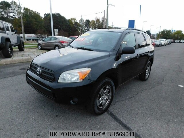 Used 2007 TOYOTA RAV4 BH569041 for Sale